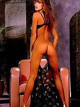 Naked Ass, Best legs in the biz from the nineties til' now...Racquel Darrian!