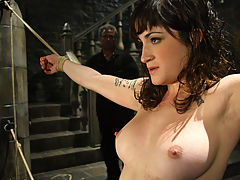 Breastfeeding Nipple, Stacy Stax is stacked but will she make it through the dunk tank?