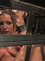 Kink Pics: Dia Zerva gets all her holes used by a crowd of horny strangers