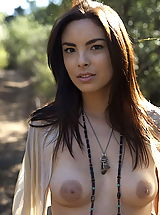 Aerolas, WoW nude danicole walk in the forest