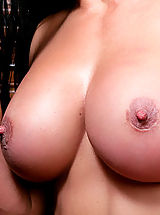 Hard Nipples, Sexy milf gets her tight pussy filled
