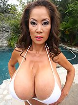 Tremendous Big Breasts of Minka