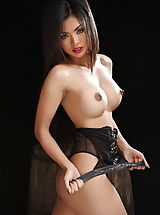 Areola Pictures, Arina Zhen 18, Firm Tits Juggling Barrels At The Whiskey Distillery