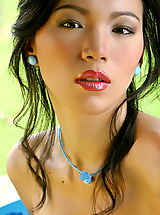 Naked Asian, Asian Women wang xiao hong 03 sporty asian women