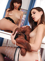 naked girls, Candy Sweet , Marica Hase