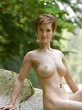 Female Areola, Femjoy - Silke in Little Frog