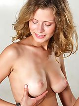 Tan.Lines Nippels, Anne P. does female masturbation in Personal