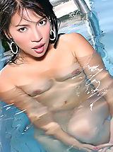 The Black Alley Nippels, monica sung 06 water tight vagina