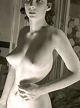 Exposed American Wives in 1930s - Hot Bodies Awesome Breasts and Wonderful Bushy Pussies in These Rare 70's Photos