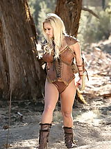 Retro Clothing, WoW nude shyla hunting bears