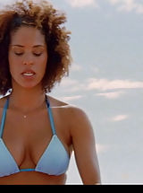 naked asian, Karyn Parsons