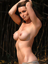 Puffy Nipples, Gorgeous Naked Babes