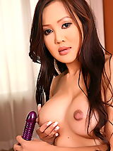 Hard Nipples, Asian Women sunny wei 03 toying vagina in lingerie