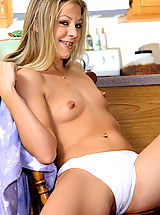Nipples, leah luv 07 kitchen braces bignipples hotpussy vulva