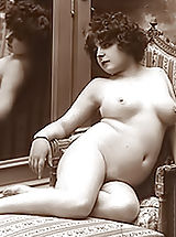 naked girl, Blast from the Past Pleasure