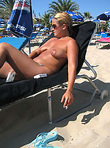 Bikini Wax, After I Go To Naturist Beaches and Shoot These Hot Nude Women I Always Go Somewhere to Wank a Couple Times