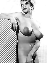 Puffy Nipples, Blast from the Past Antique XXX