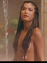 Women with big Areola, Kelly Hu won't keep your balls blue