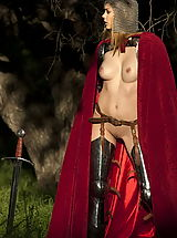 Giant Areola, WoW nude leia ranger of the forest