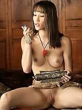Girls Nipples, WoW nude alia asian pricess of labia
