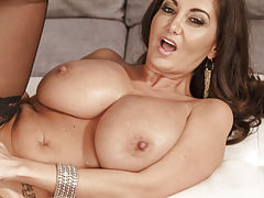 Longest Nipples, Ava Addams