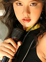 naked tv, Asian Women jasmine wang 11 bound singer