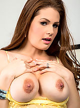 Hard Nipples, Allison Moore
