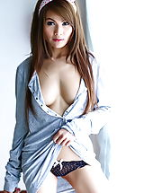 Young Puffy Nipples, Kimberly Fong 02, Geile Tussi Mit Durchtrainierten Koerper