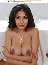 naked latina, Heather Vahn