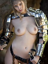 WoW nude brea knight of nudes