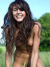 Femjoy Nippels, Alannis does female masturbation in The Catcher in the Rye