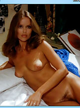 Celebrity Nippels, Barbara Bach