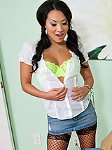 Asa Akira,American Daydreams,Johnny Castle, Asa Akira, College Girl, Friend, Student, Virgin, Bed, Bedroom, Asian, Butt licking, Butt smacking, Ball licking, Black Hair, Blow Job, Deepthroating, Facial, Fake Tits, Petite, Shaved, Stockings, Tattoos,