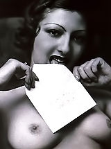 Vintage Nippels, Discover the Naked Women in Photos Shot In 1920-1930 from the Vintage Porn Collection of VintageCuties.com