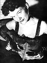 naked ladies, Formerly Forbidden Vintage Photos Of 40's And 50's Featuring Fetish Mistresses In Leather